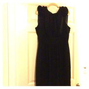 A.B.S. collection little black dress